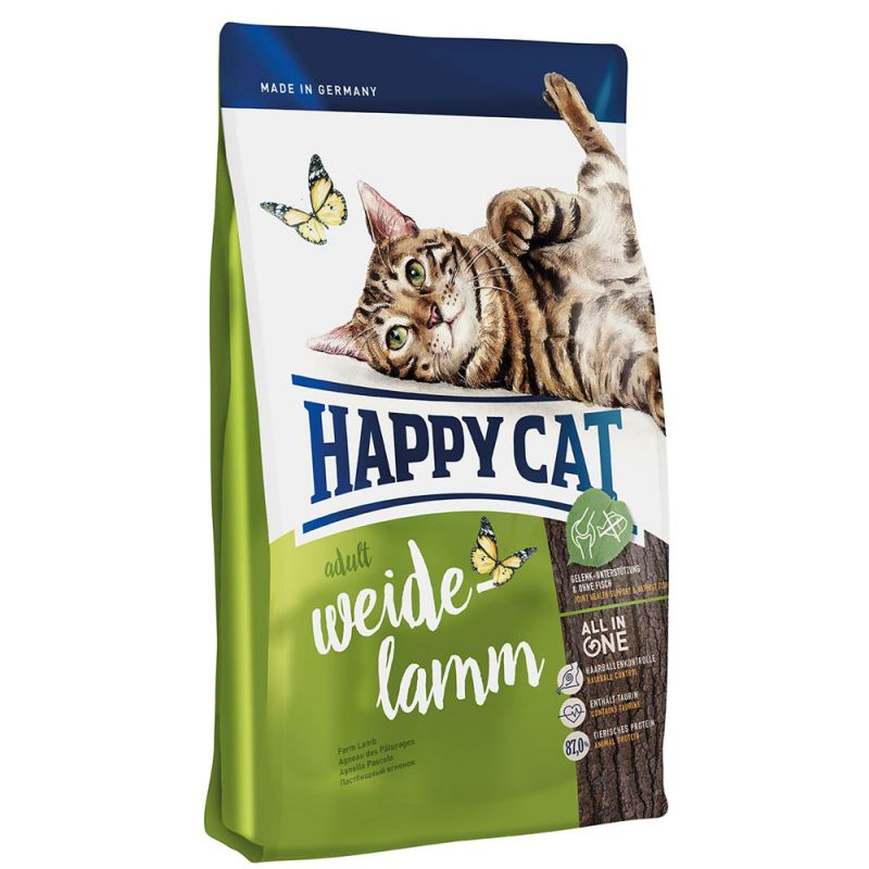 Happy Cat | Weide - Lamm