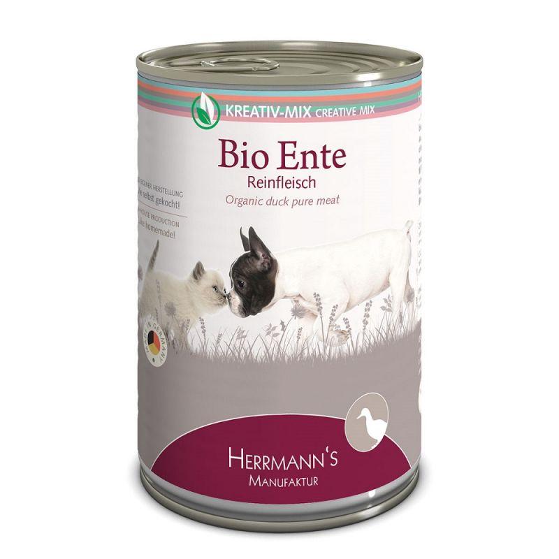 Herrmann's   Reinfleisch Bio-Ente