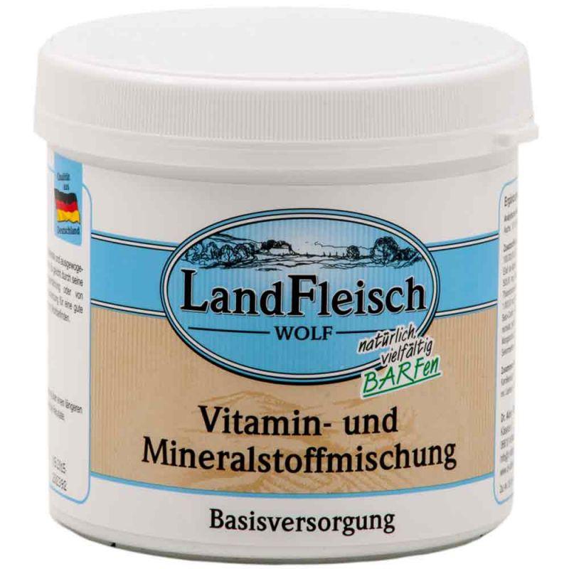 LandFleisch | Wolf Vitamin- und Mineralstoffmischung