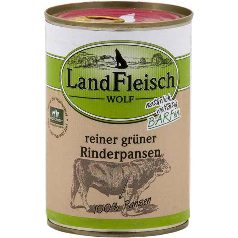 LandFleisch | Wolf reiner grüner Rinderpansen