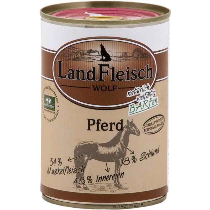 LandFleisch | Wolf Pferd