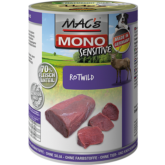 MACs   Mono Sensitive Rotwild