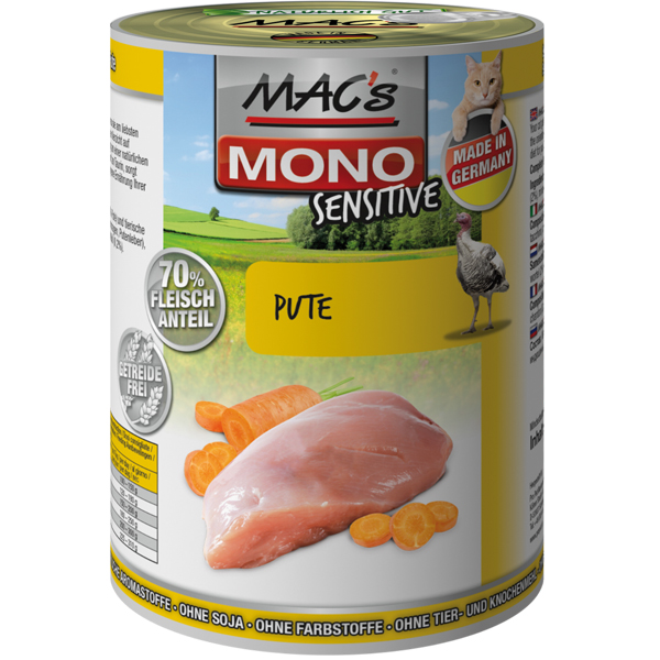 MACs | Mono Sensitive Pute