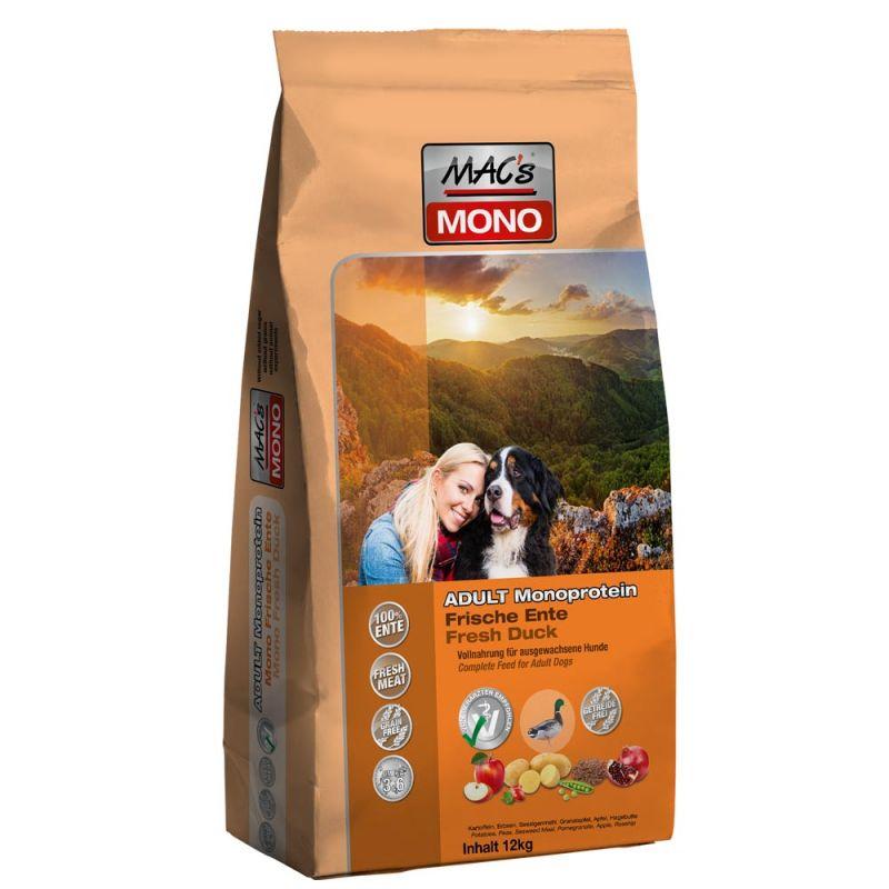 MACs | Mono Sensitive Ente & Kartoffeln