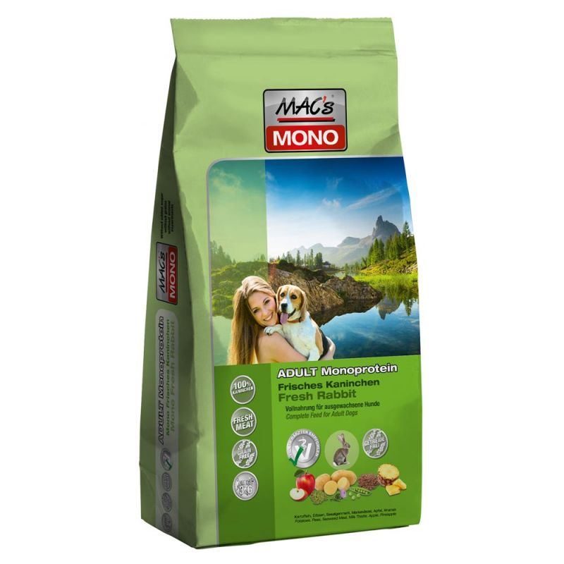 MACs | Mono Sensitive Frisches Kaninchen & Kartoffeln