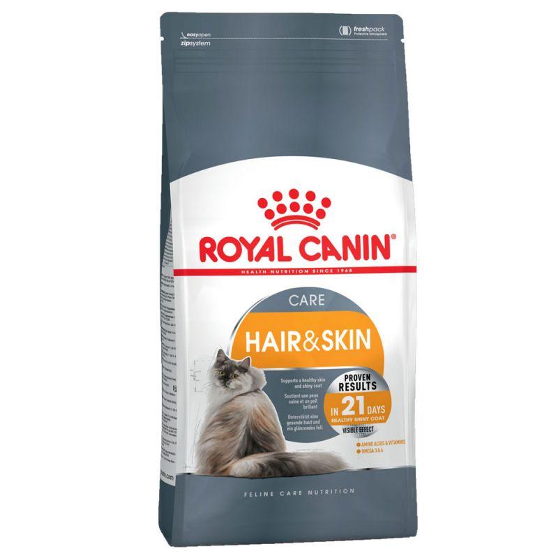 Royal Canin | Hair & Skin Care Katzenfutter trocken für gesundes Fell
