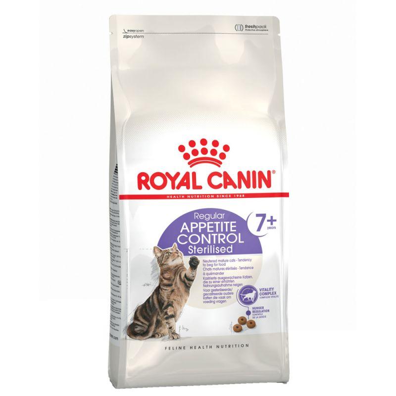 Royal Canin | Sterilised 7+ Appetite Control