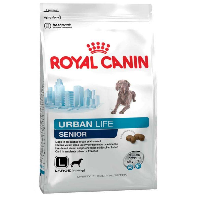 Royal Canin | Lifestyle Health Nutrition Urban Life Senior Large