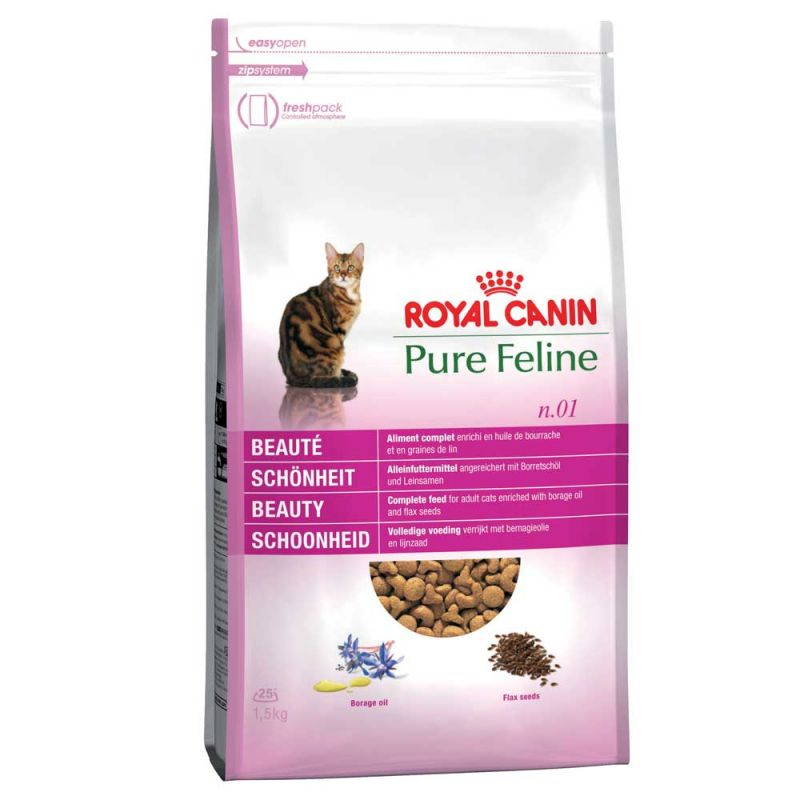 Royal Canin Pure Feline Schönheit 300 g