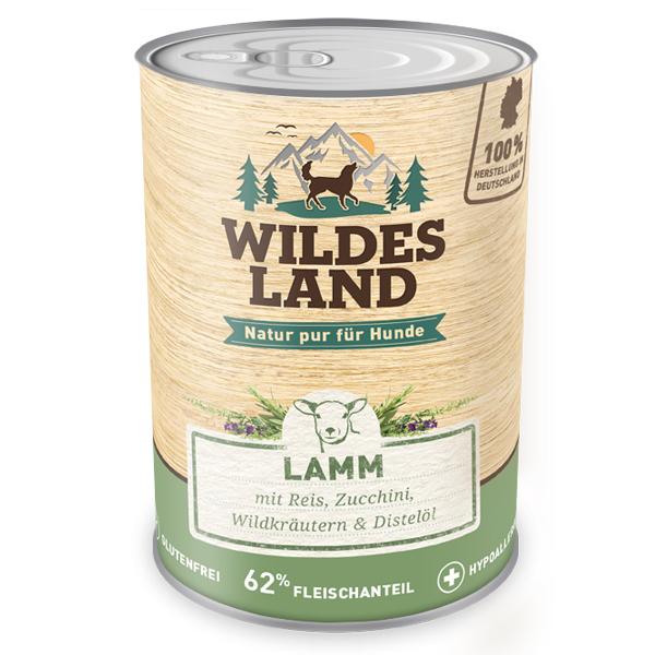 Wildes Land | Lamm
