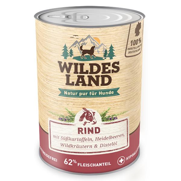 Wildes Land | Nr. 5 Rind