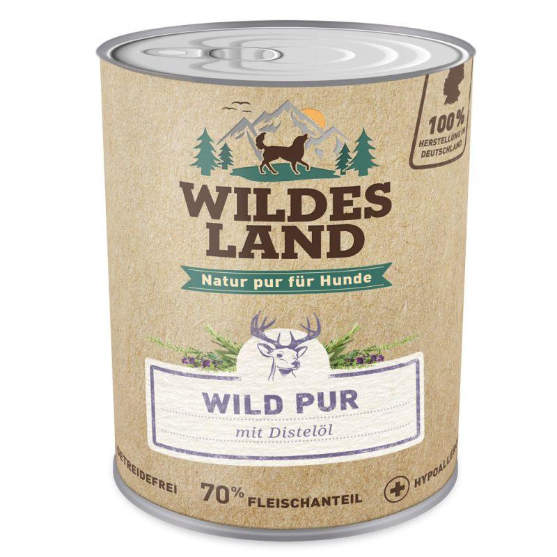 Wildes Land | Wild PUR mit Distelöl