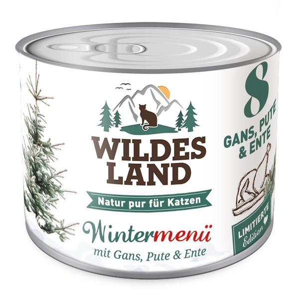 Wildes Land   Nr. 8 Wintermenü (limited)