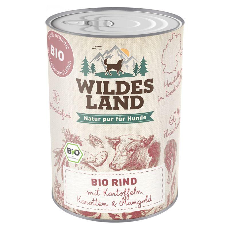 Wildes Land | BIO Rind