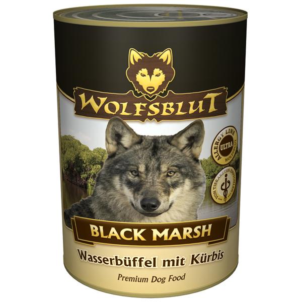 Wolfsblut   Black Marsh Nassfutter