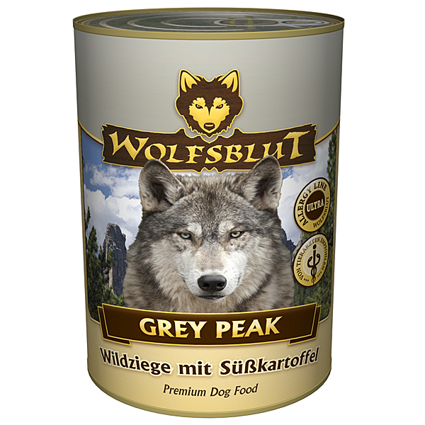Wolfsblut | Grey Peak Nassfutter