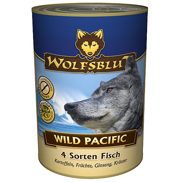 Wolfsblut | Wild Pacific Nassfutter