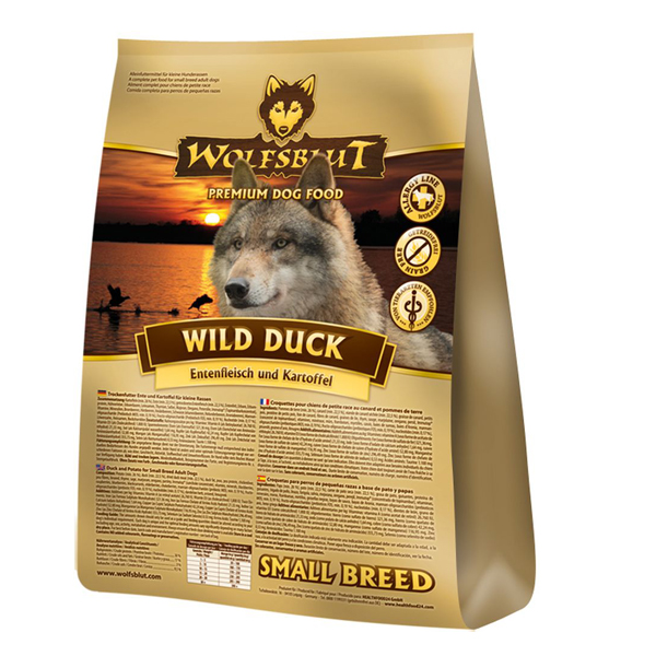 Wolfsblut | Wild Duck Small Breed