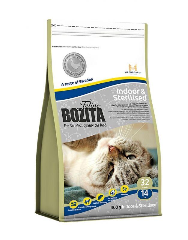 Bozita Cat Indoor & Sterilised 10 kg