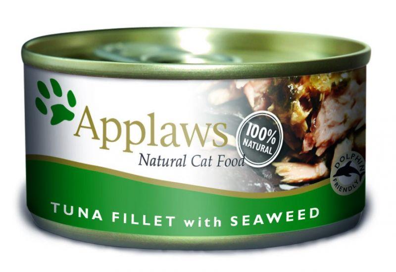 Applaws   Thunfisch & Meeresalgen