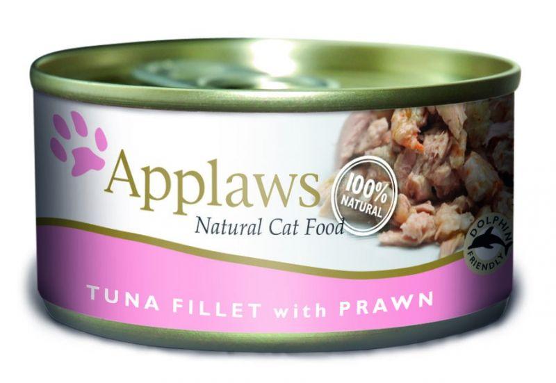 Applaws | Thunfisch & Garnelen