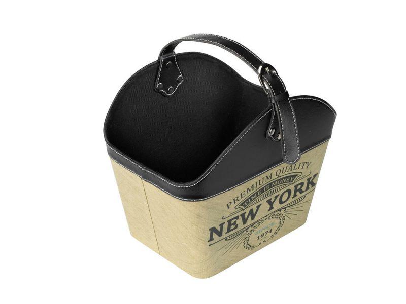 Europet Bernina   Cat Basket Newe York beige