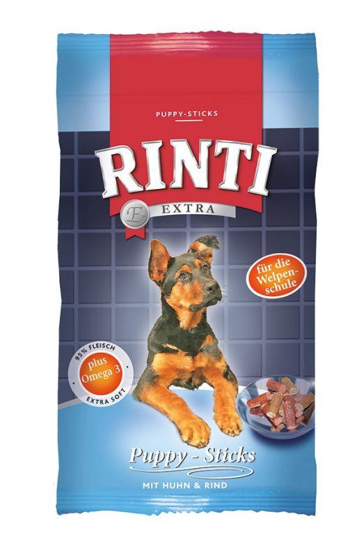 Rinti | Extra Puppy-Sticks Mit Huhn & Rind