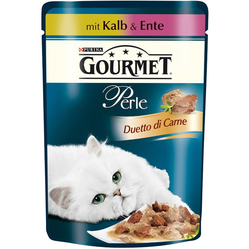 Gourmet   Perle Duetto di Carne mit Kalb & Ente