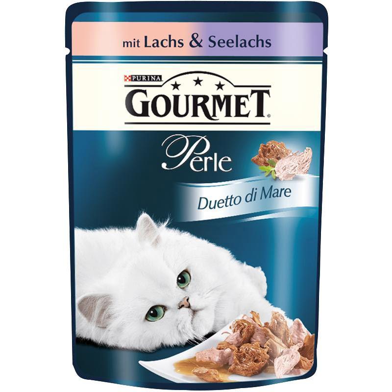 Gourmet | Perle Duetto di Mare mit Lachs & Seelachs