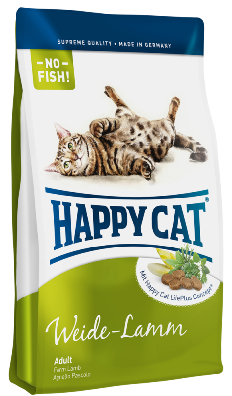 Happy Cat | Weide - Lamm