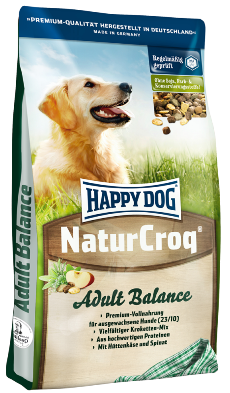 Happy Dog | NaturCroq Balance