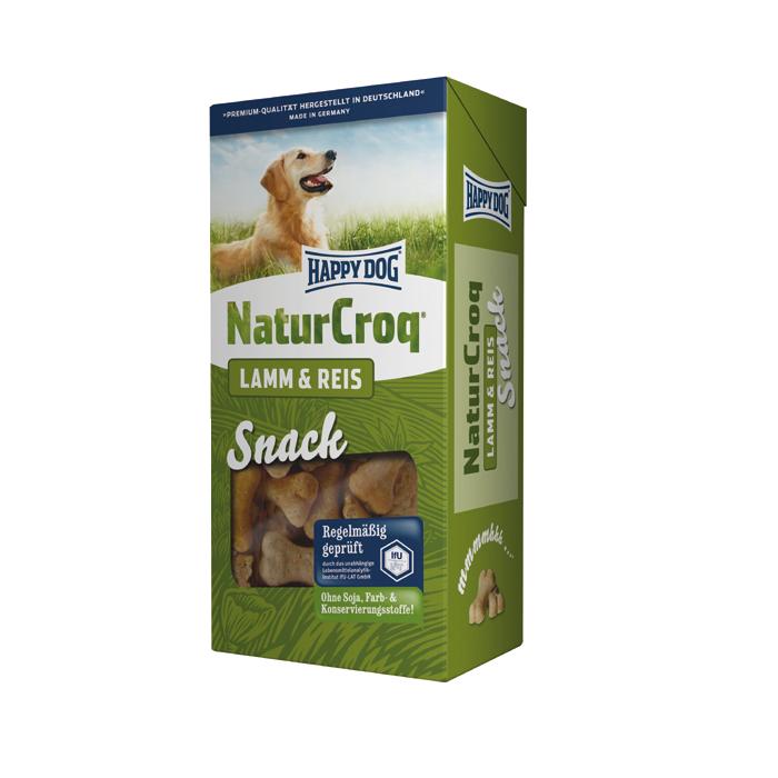 Happy Dog | Natur Snack Lamm & Reis