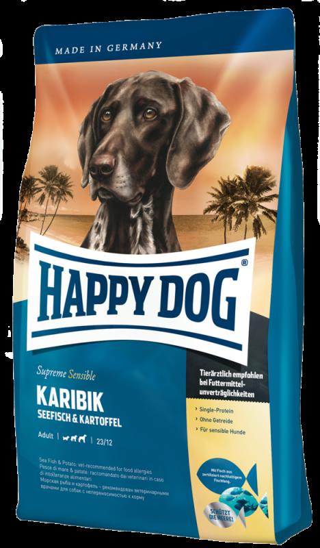 Happy Dog | Supreme Sensible Karibik