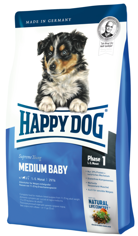 Happy Dog | Supreme Young Medium Baby