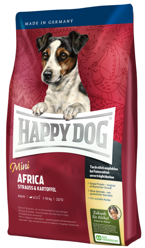 Happy Dog | Mini Africa