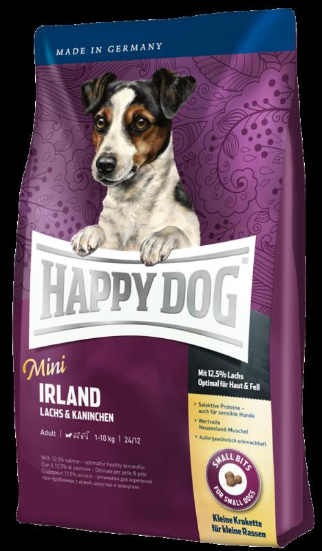 Happy Dog | Mini Irland