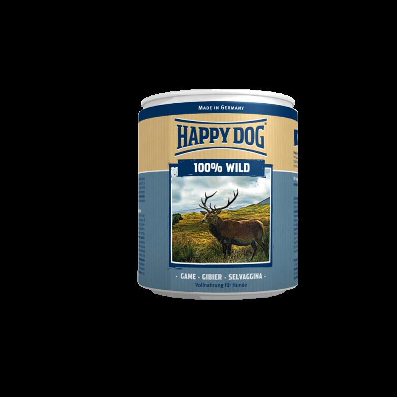 Happy Dog | Wild pur