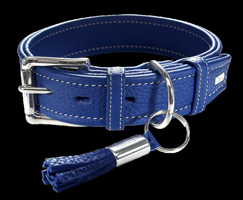 Hunter | Halsband Cannes in Blau