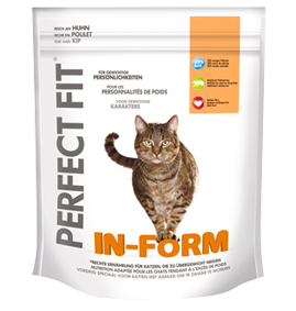 Perfect Fit | Katze In-Form reich an Huhn