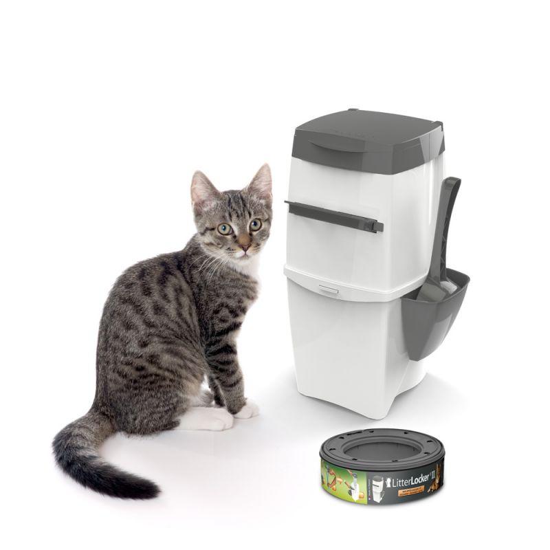LitterLocker   II Katzenstreu-Entsorgungseimer