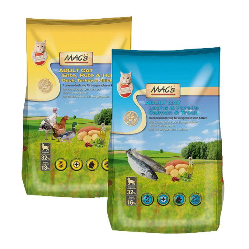 MACs | Cat Aktionspaket Adult