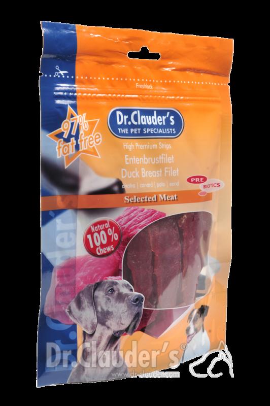 Dr. Clauder's | Selected Meat Prebiotics Entenbrustfilet