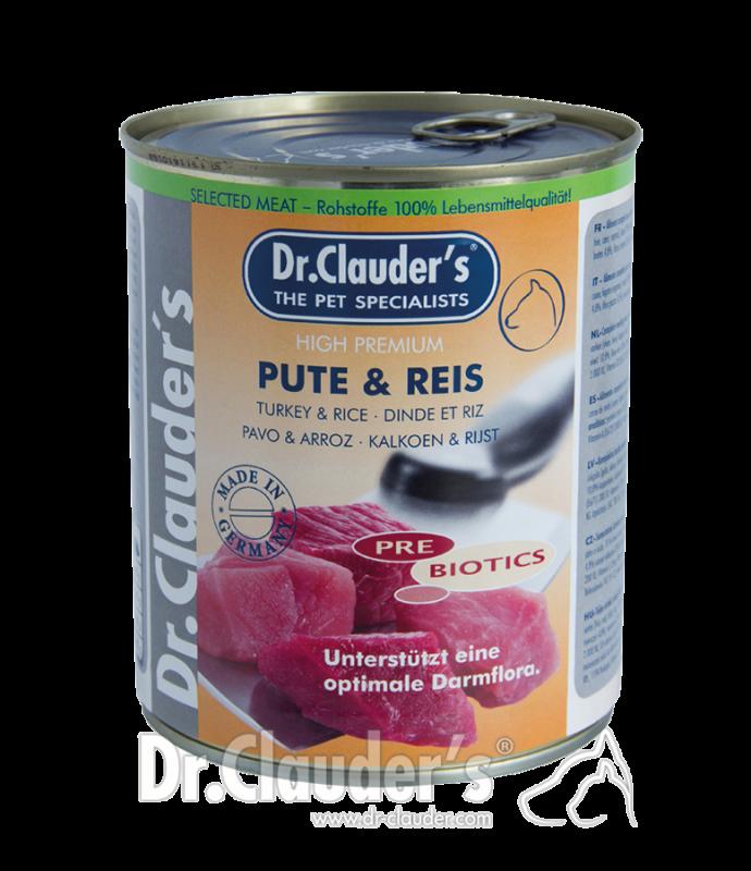 Dr. Clauder's   Dose Pute & Reis