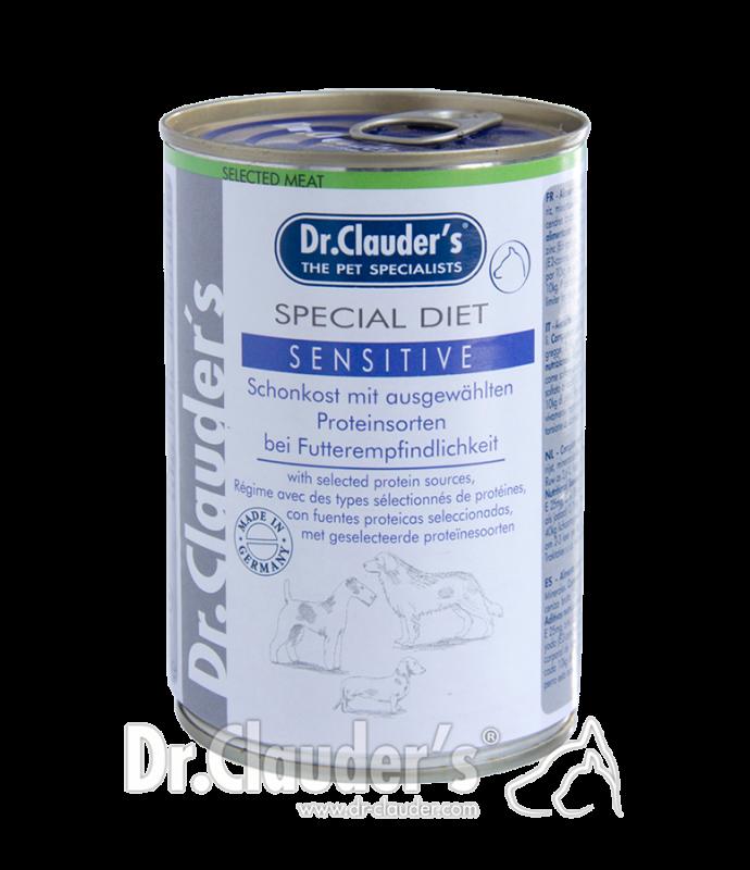 Dr. Clauder's | Selected Meat Special Diet Sensitive