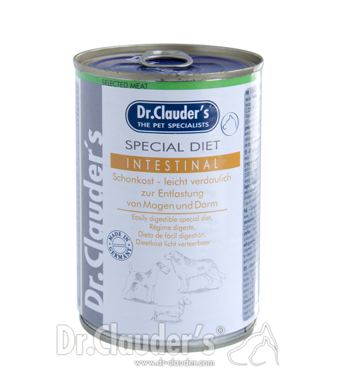 Dr. Clauder's | Selected Meat Special Diet Intestinal