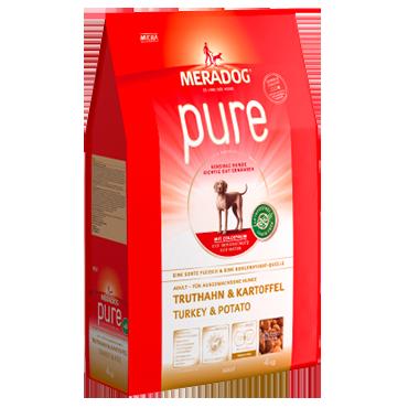 Mera Dog | Pure Truthahn & Kartoffel getreidefrei