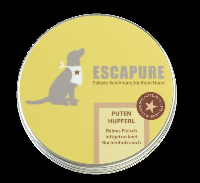 Escapure | Puten Hupferldose