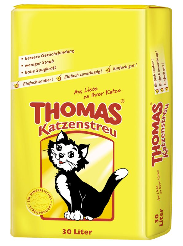 Thomas | Katzenstreu |  1