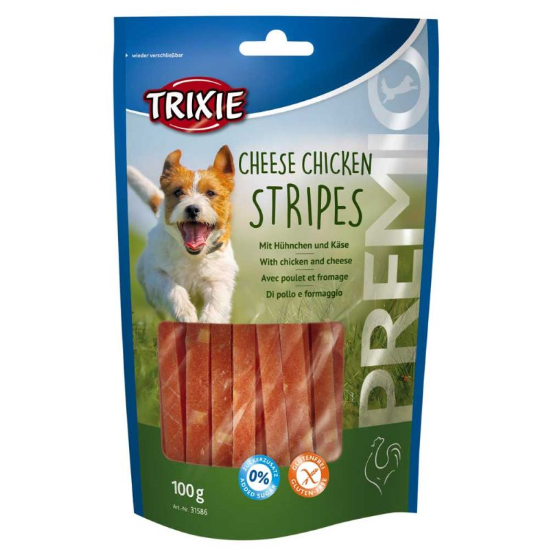 Trixie   Premio Chicken Cheese Stripes