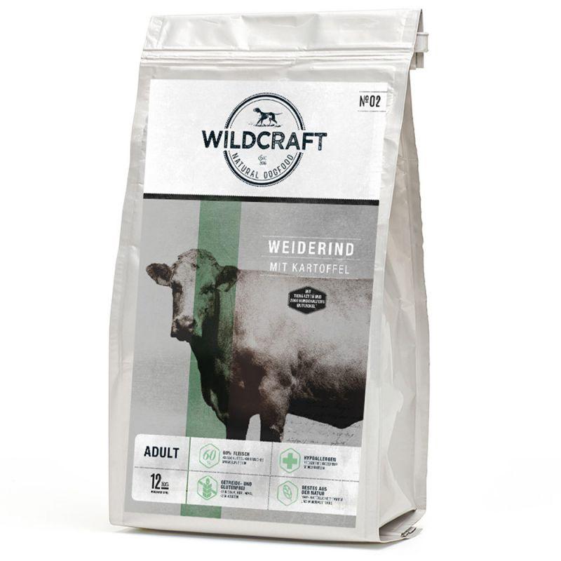 Wildcraft | Weiderind mit Kartoffel | Rind,Trockenfutter 1